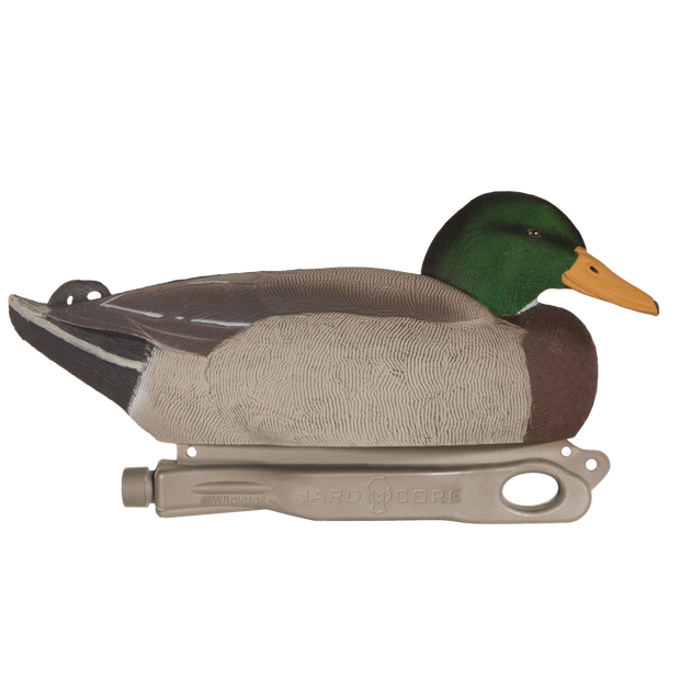 Rugged Series Standard Mallard - Flocked Head Drakes