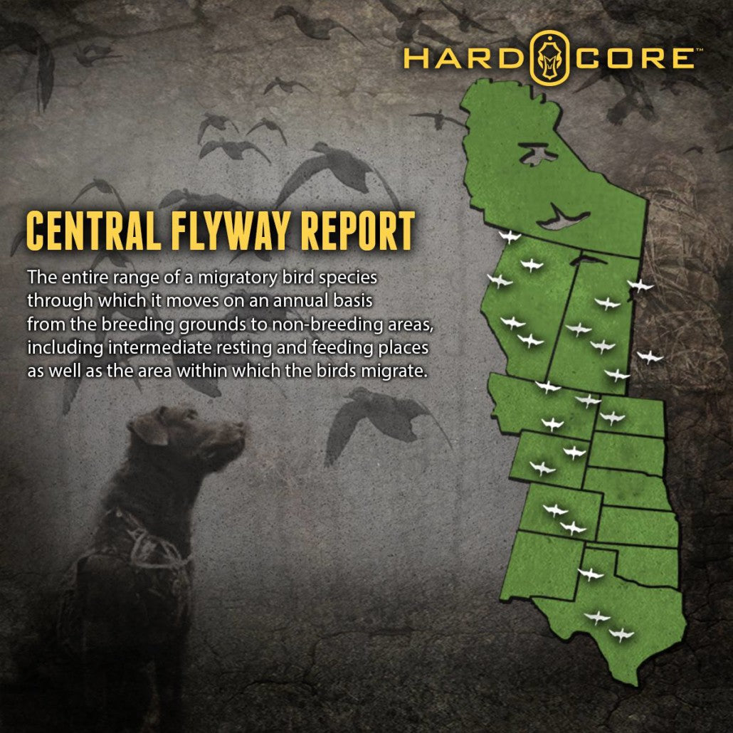 Central Flyway | Hard Core Brands