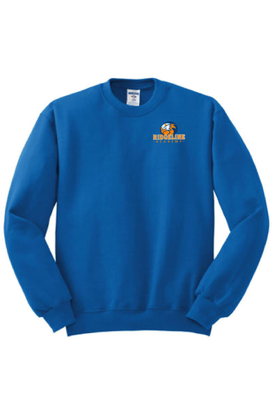 Adult Ridgeline - Basic crew Neck Sweatshirt (Color Options)