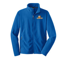 Adult Ridgeline - Full Zip Fleece Royal Blue Jacket
