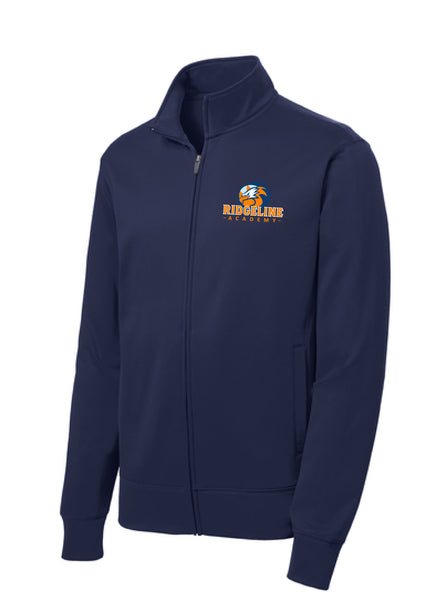 Adult Ridgeline -  Sport Full Zip Polyester Jacket