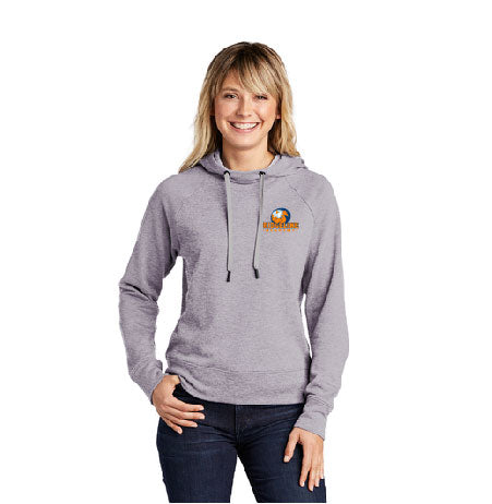 Ladies Hooded NO POCKET Sweatshirt