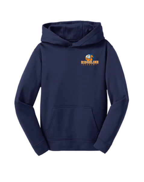Youth Ridgeline -  Sport Polyester Pullover Hoodie