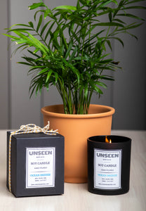 Ocean Breeze Soy Candle | 60hr Burn - UNSEEN Body and Co