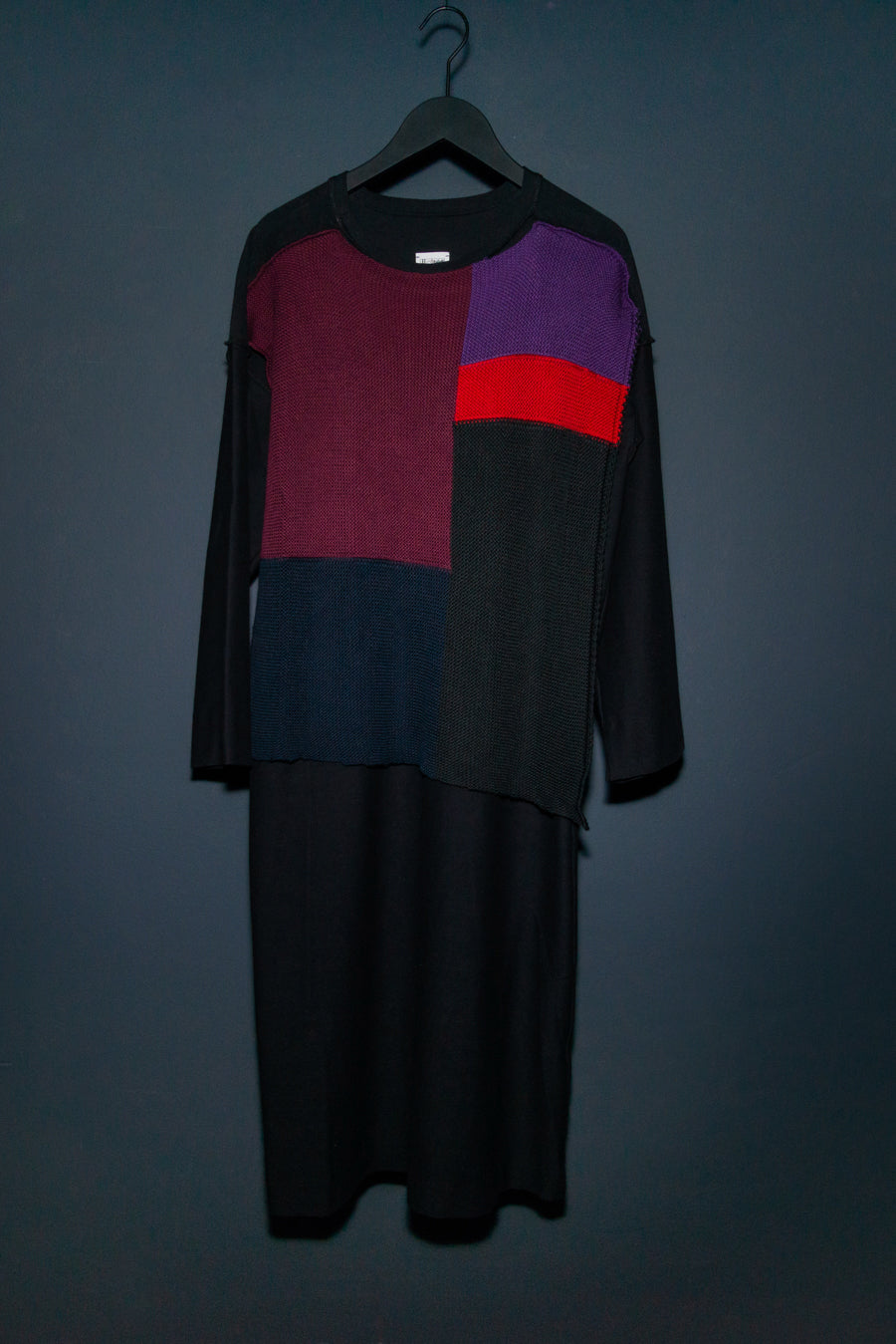 Knitted Dress von Boessert-Schorn