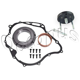Compatible with Yamaha VStar V Star XVS 1100 XVS1100 Starter Clutch Kit & Puller Tool 1999 to 2009
