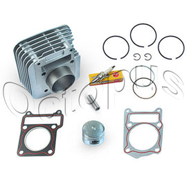 Yamaha TTR 125 Cylinder Piston Rings Top End Kit Set TTR 125