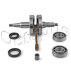 Yamaha Big Wheel BW80 Crankshaft Assembly Bearing And Oil Seal Set