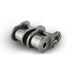 "100-2 Offset Link 1.25"" Carbon Steel"