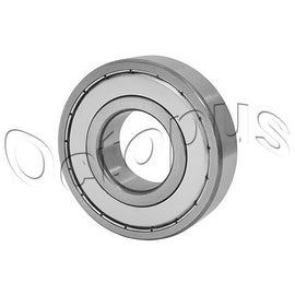 1 PC R4 ZZ ABEC 3 Metal Shield Deep Groove Ball Bearing 6.35 x 15.875 x 4.97mm