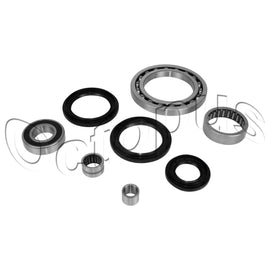 Front Differential Bearing /& Seal Kit 2002-2008 Yamaha Grizzly 660 4x4 ATV