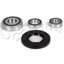 Bearing and Seal Kit Fits Whirlpool Front Load Washer Tub, 8181912 W10772618
