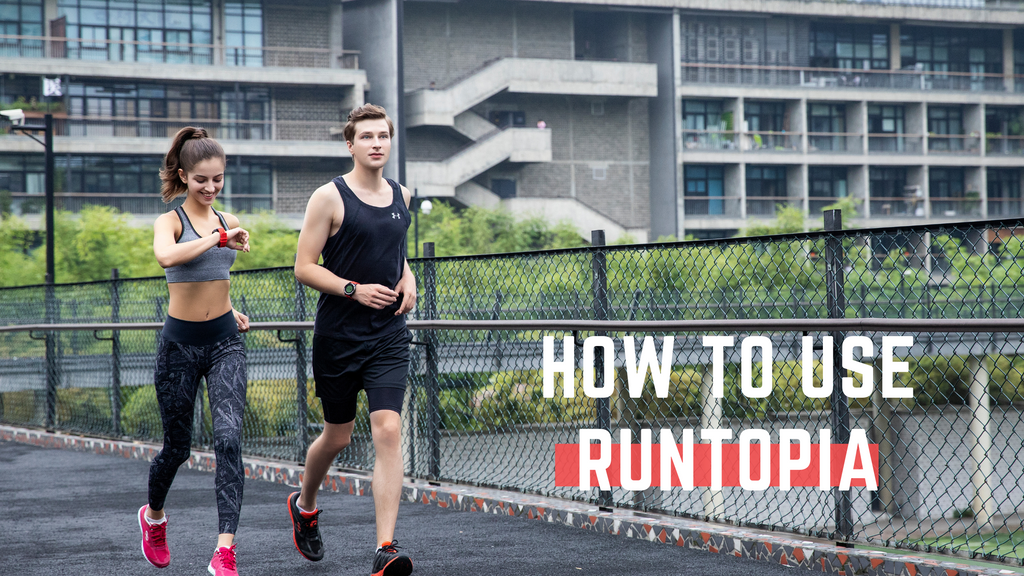 User Guide: How to use Runtopia?