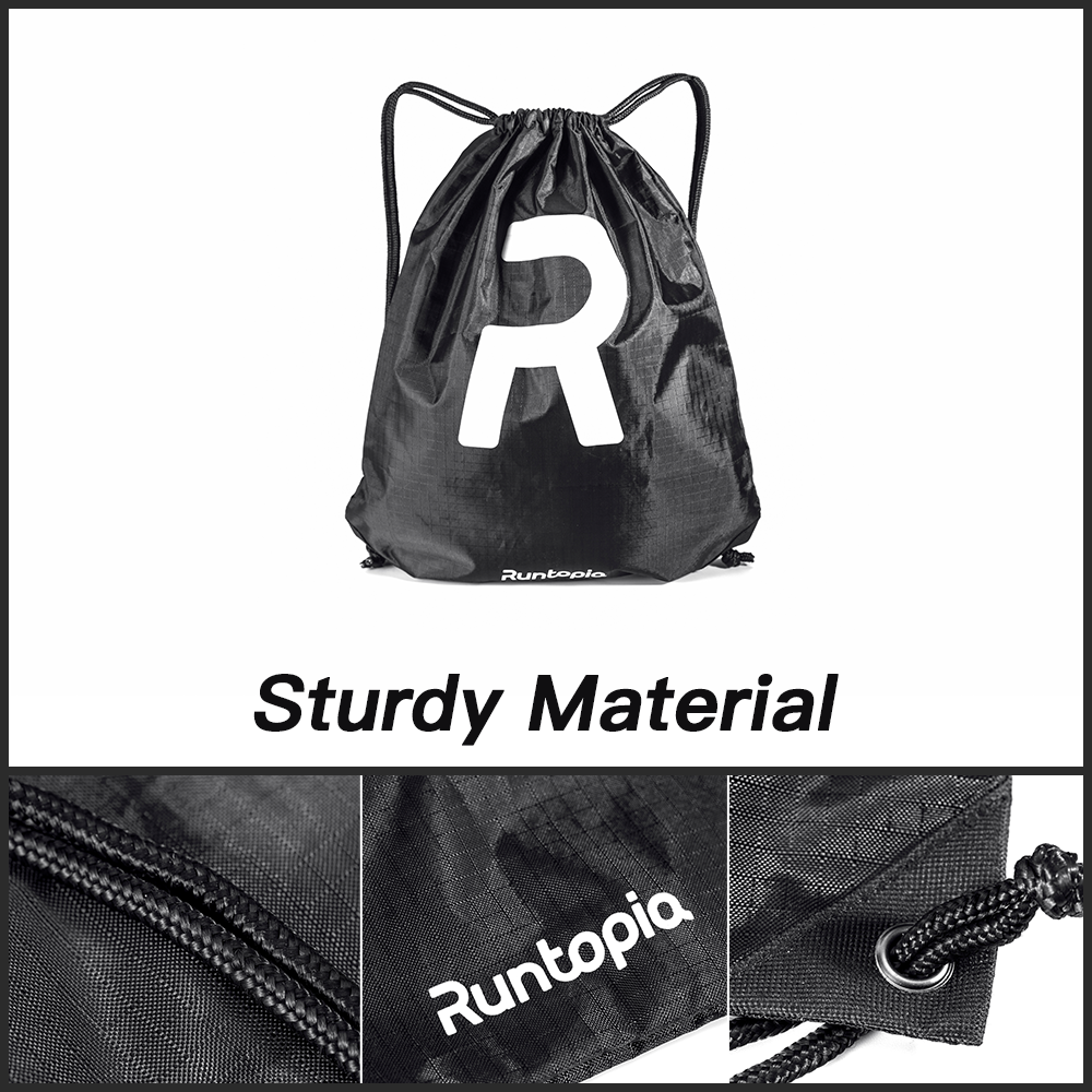 Runtopia Drawstring Backpack