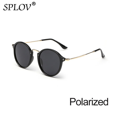 Splov Unisex Retro Sunglasses