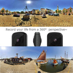 Andoer A360II 360 degree VR Video Camera