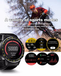 F1 Sport Smart Watch with GPS for Android/IOS