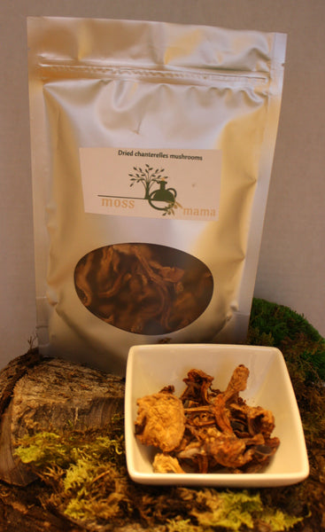 Dried Chanterelle 30g