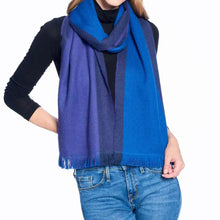 Load image into Gallery viewer, Alpaca Fringe Scarf (more colors)