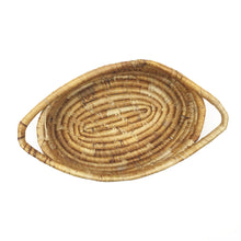 Load image into Gallery viewer, Banana Bark Oval Basket