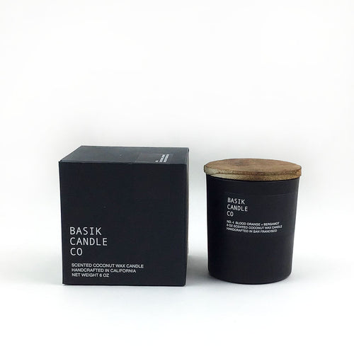 Basik Candle - Mediterranean Fig