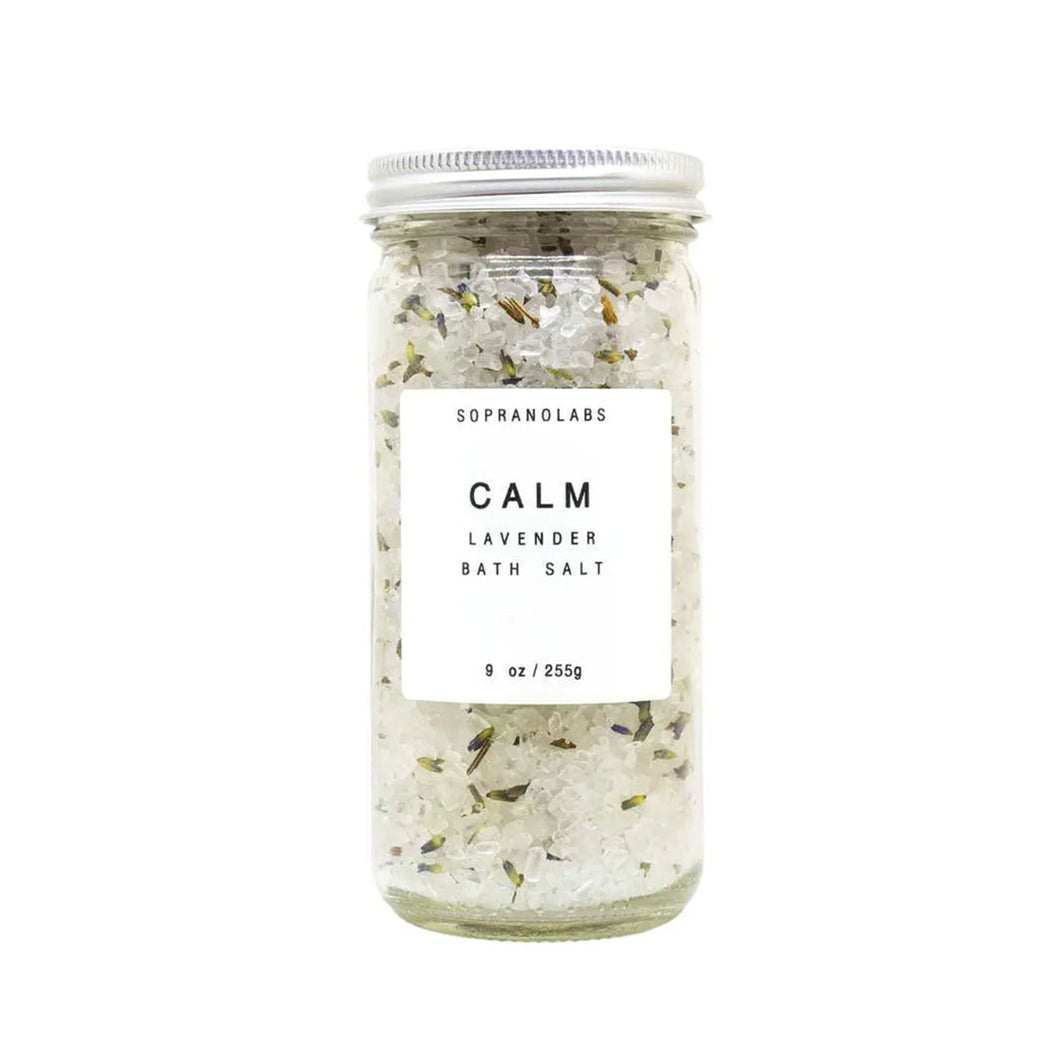 Lavender Calm Bath Salts