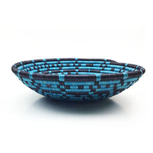 Load image into Gallery viewer, Black and Blue Statement Basket