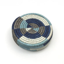 Load image into Gallery viewer, Hand-Woven Coasters - Set of 4