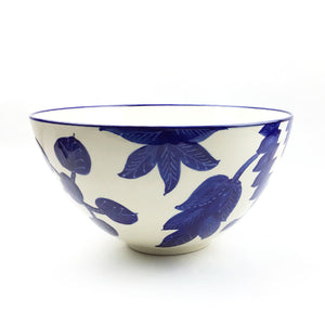 BIST: Blue and White Large Serving Bowl