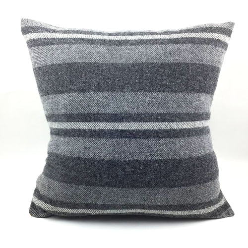 Faribault Heather Cabin Pillow with Insert