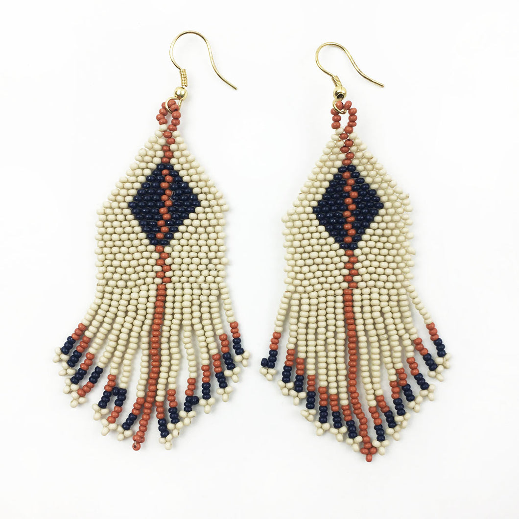 Desert Fringe Earrings