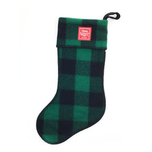 Load image into Gallery viewer, Faribault Christmas Stocking - Red / Green