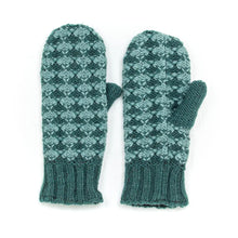 Load image into Gallery viewer, Fleece Lined Wool Mittens - more colors