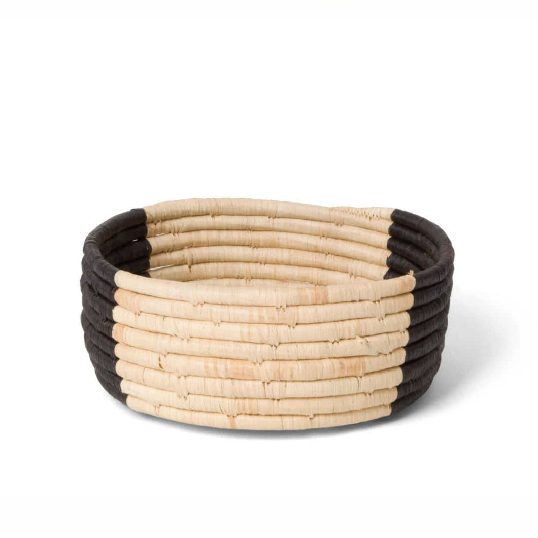 Natural and Black Catchall