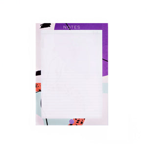 Abstract Notepad - more colors