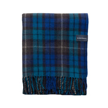Load image into Gallery viewer, Wool Plaid Blanket - more colors