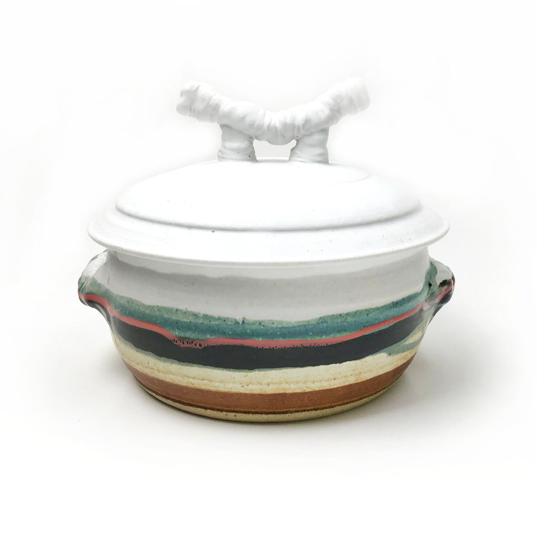 SW Casserole Dish with Lid