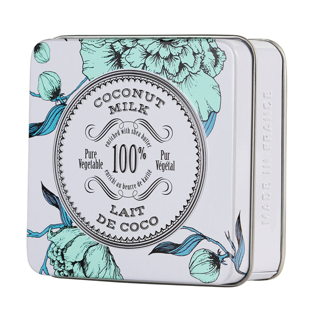 La Chatelaine Luxury Travel Soap - Coconut Milk