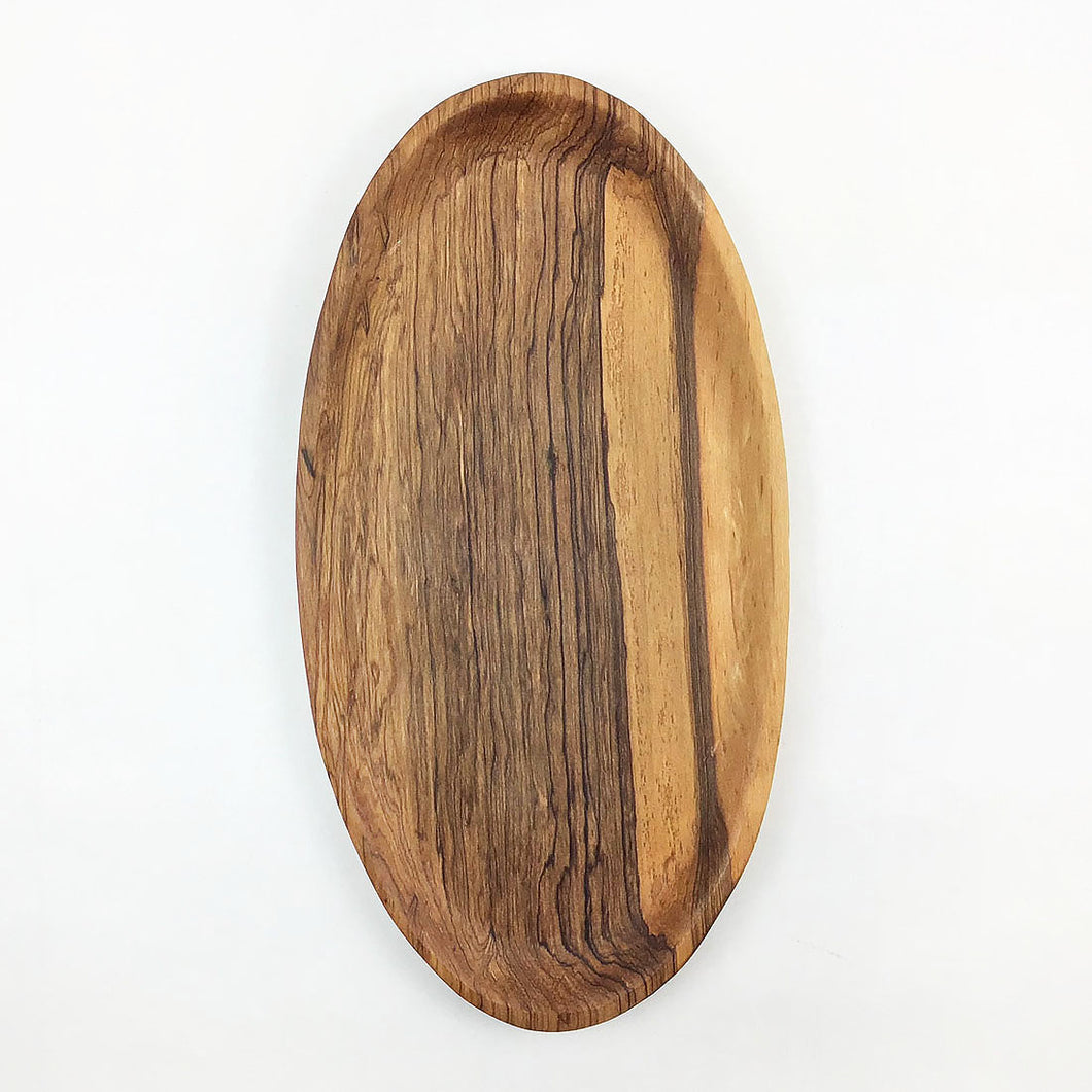 Wild Olive Wood Serving Tray