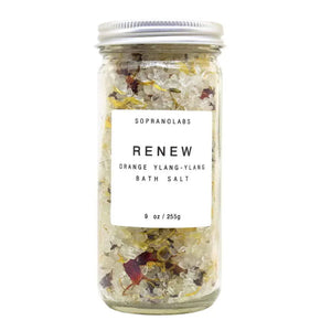 Ylang-Ylang Renew Bath Salts