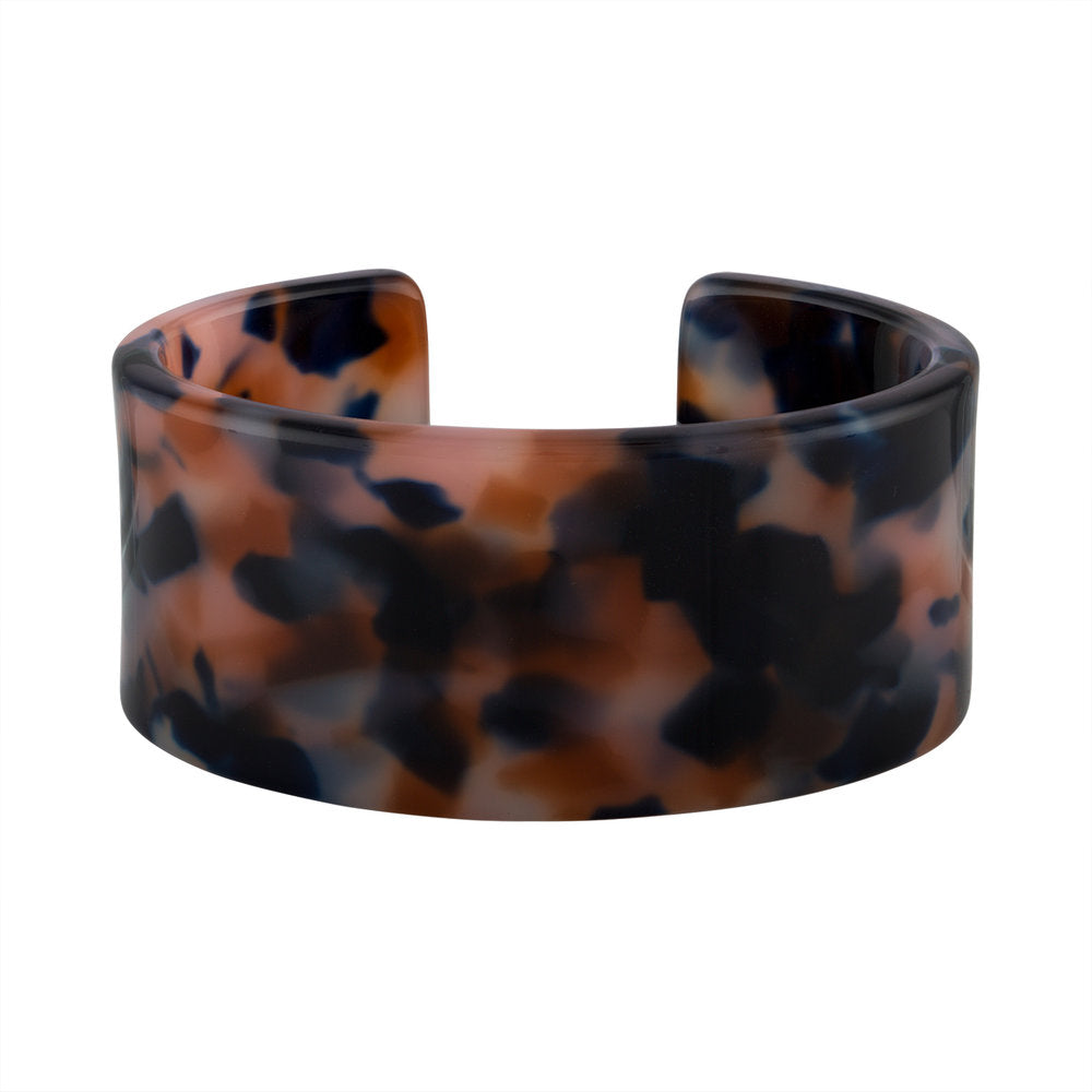 Machete Lou Cuff in Fortune Tortoise