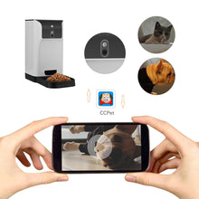 Load image into Gallery viewer, Automatic Pet Feeder (via iOS/Android compatible app)