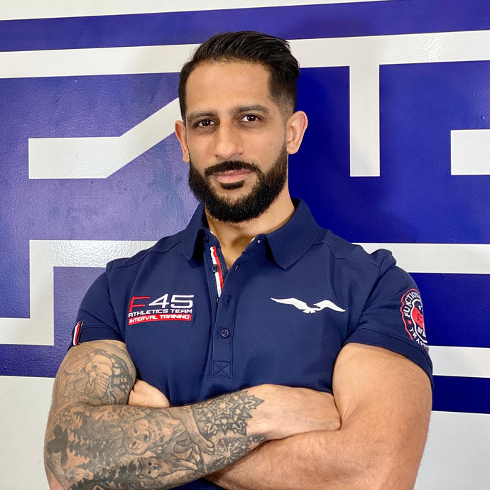 F45Meals Names Fitness Entrepreneur and Corporate Lawyer, Samir Murji Chief Executive Officer.