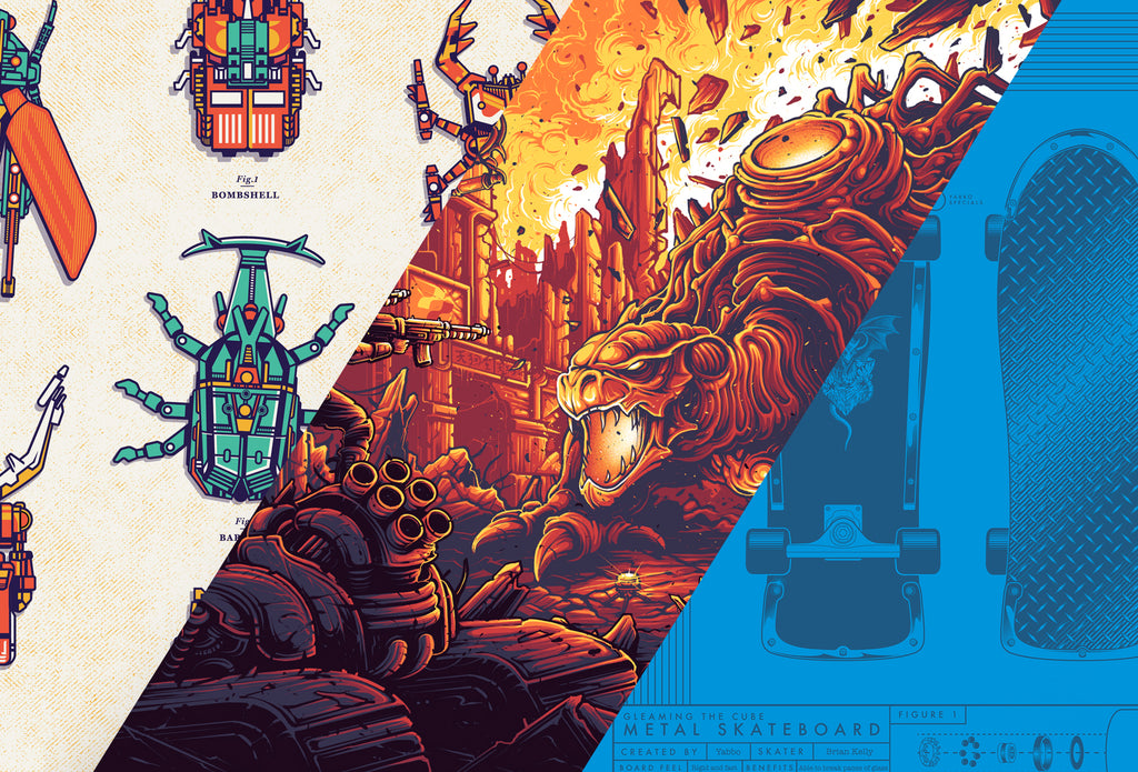 Lost Days - Jeffrey Everett, Jeff Boyes & Dan Mumford