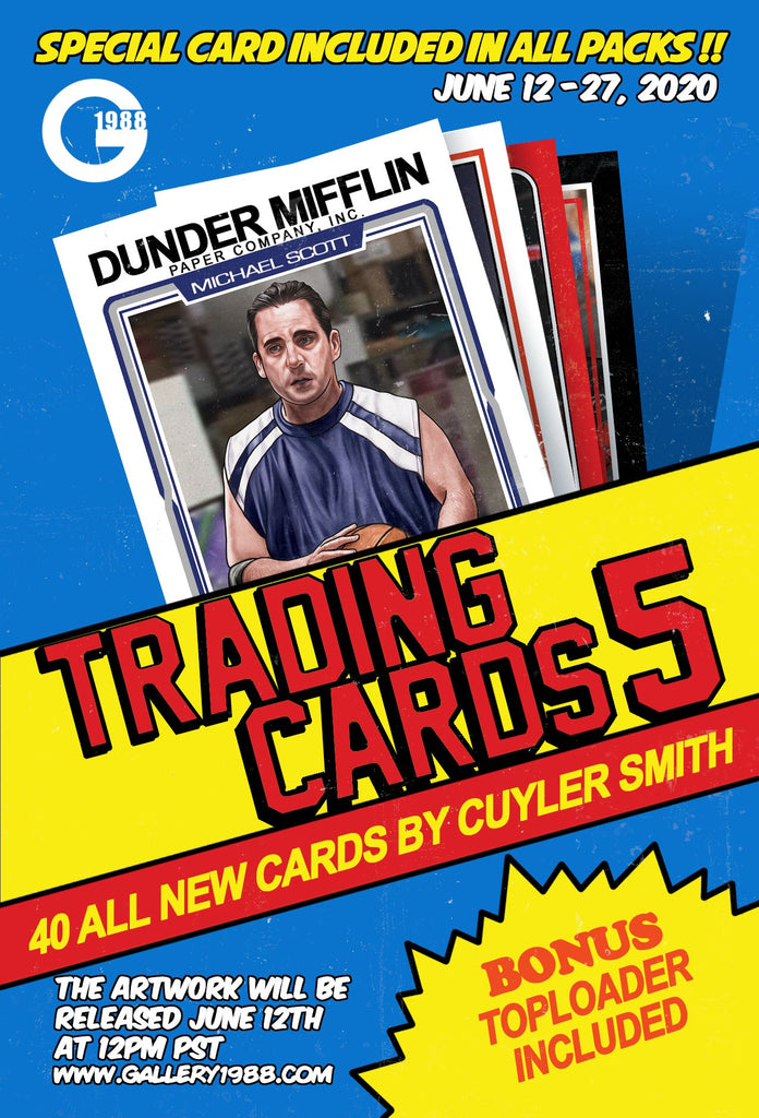 "Cuyler Smith ""Trading Cards 5"""