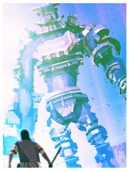 "James Gilleard ""Gaias"" Framed Print"