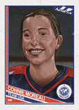 "Cuyler Smith ""15 - Connie Moreau"" Trading Card"