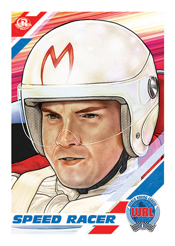 "Cuyler Smith ""187 - Speed Racer"" Trading Card"