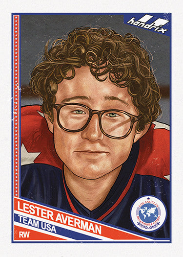 "Cuyler Smith ""53 - Lester Averman"" Trading Card"