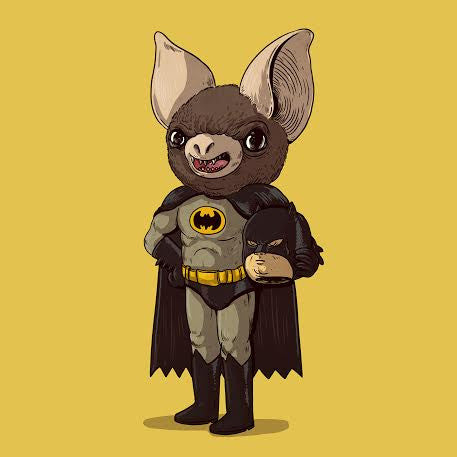 "Alex Solis ""Batman Unmasked"" Print"
